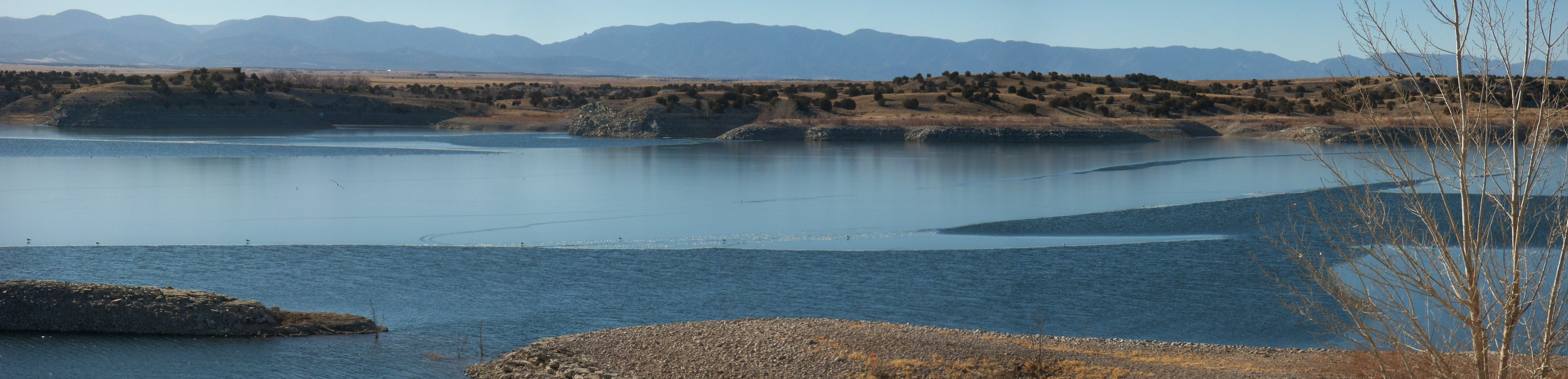Intimations of mortality timeout2 blog for Pueblo reservoir fishing