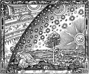 """""""L'atmoosphere"""" book of 1888"""
