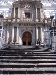 Baroque on the outside