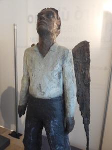 One of my favorite sculptures found in Burgos.