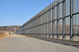 Imagine a 2,000-mile long border between the United States and Mexico.