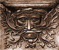 Green Man Vendome, France