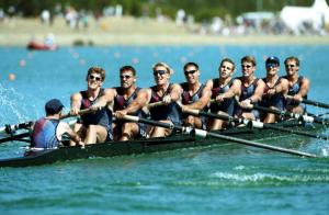 Oly M Rowing 8