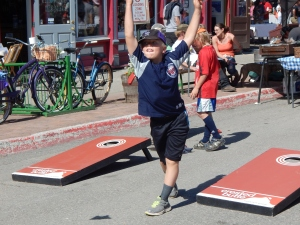 Games on Main in Crested Butte