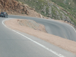 Hairpin curves and the absence of adequate guardrails keep drivers on their toes.