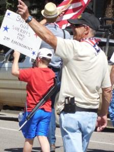 Forth of July guns 2014